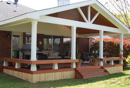 Outdoor Patio Enclosure Ideas - home decor ideas