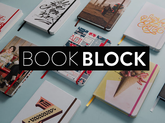 Book Block - The World's First Totally Custom Notebook by Stefan Johnson — Kickstarter