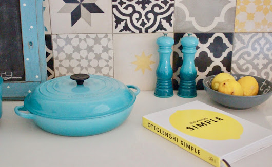 Book Review: Simple by Ottolenghi (plus WIN!)