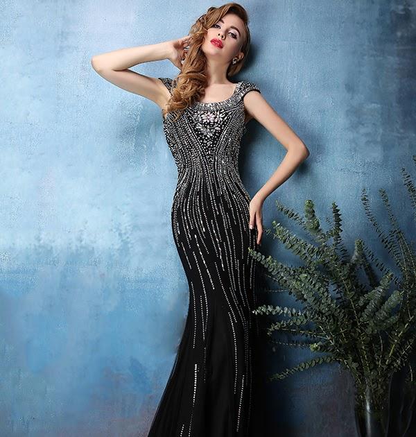 Abendkleider für plus-size Frauen | abendkleider lang ...