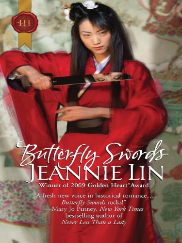 Butterfly Swords (Harlequin Historical) by Jeannie Lin