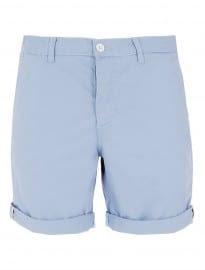 Topman Blue Chino Short