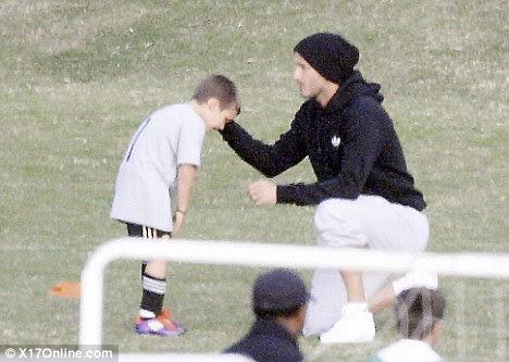 Kasih Sayang David Beckham
