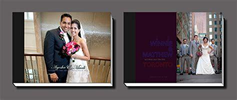 Toronto Wedding Albums   Wedding Album Designers Toronto