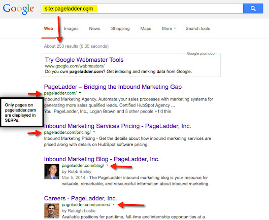 Why is Google NOT Indexing ALL My Blog Post Pages? - PageLadder, Inc.