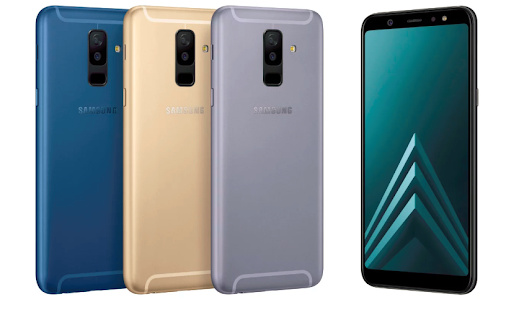 #Samsung #Galaxy A6 and Galaxy A6+ launched officially with Infinity display and Dolby Atmos support...