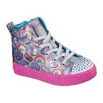 Skechers Girls' Twinkle Toes Twi-Lites