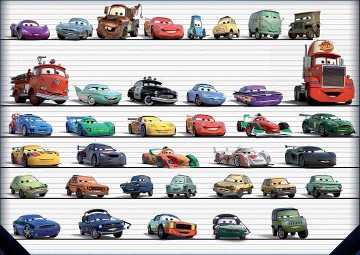 List Of Cars Characters With Pictures Pictures Of Cars 2016