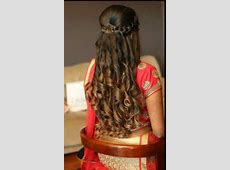 Top 30  Latest Indian Bridal Wedding Hairstyles Images 2019 2020