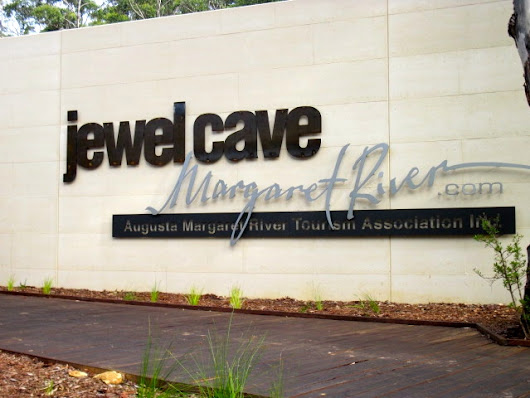 Jewel Cave and Surfing Margaret River | O' The Places We can Go!