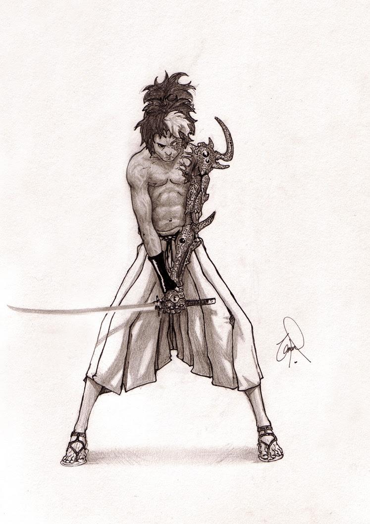 Demonic Arm by Boldo