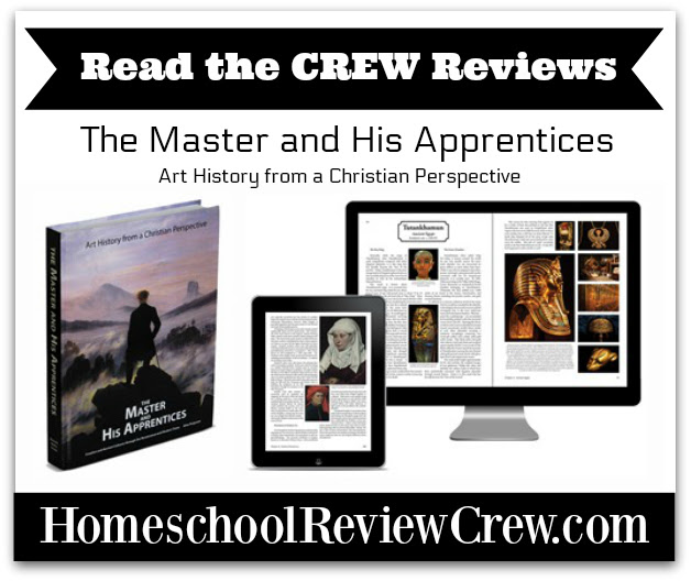 The Master and His Apprentices: Art History from a Christian Perspective {The Master and His Apprentices Reviews}