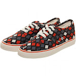 Womens DC Comics Harley Quinn Shoes 807877-size5-6-Size 6.5