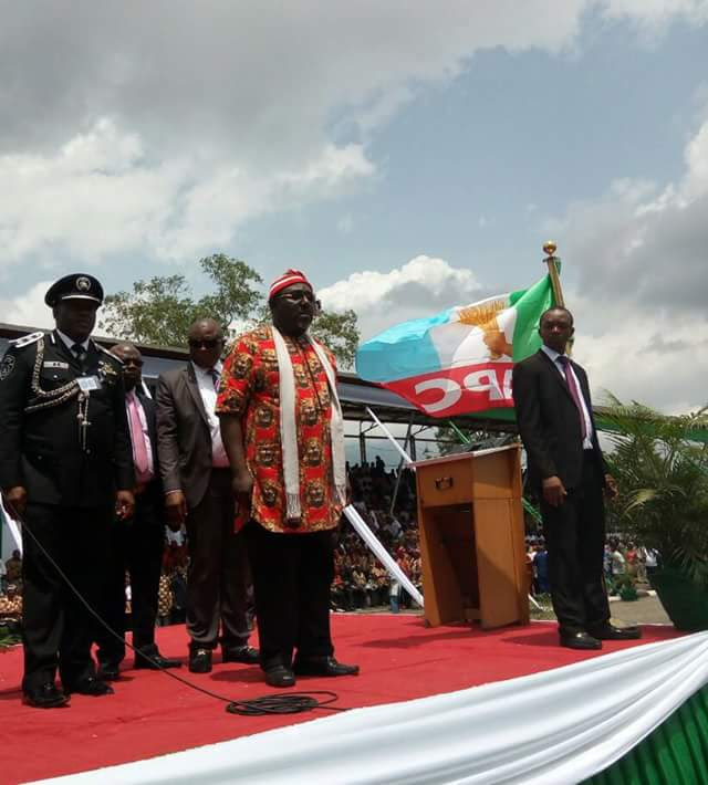 Photos From Democracy Day Celebration In Imo State