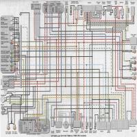 93 Yamaha Virago Wiring Diagram Wiring Diagram Networks