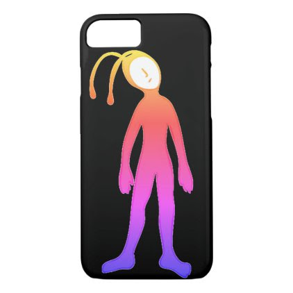 Alien iPhone 7 Case