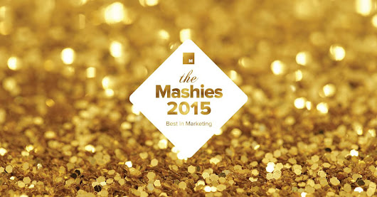 Submissions are now open for the 2015 Mashies.
