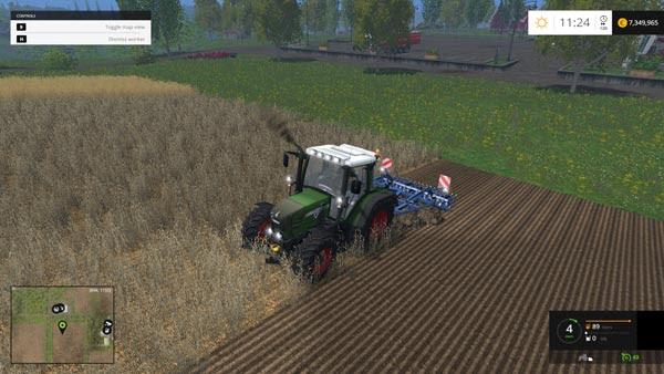 Fendt 312 Vario Tms Farming Simulator 2015 Mods