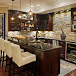 The Best of Basement Kitchens