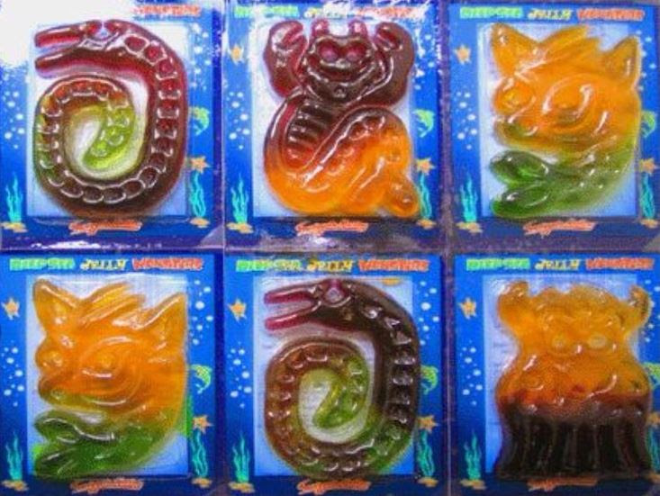 Gummy Sweets