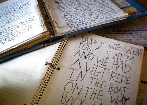 Camp journals