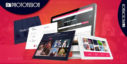 Photo Fusion - Free Stock Photos Script - Theme88.Com – Free Premium Nulled Cracked Themes & Plugins & PHP Scripts and More