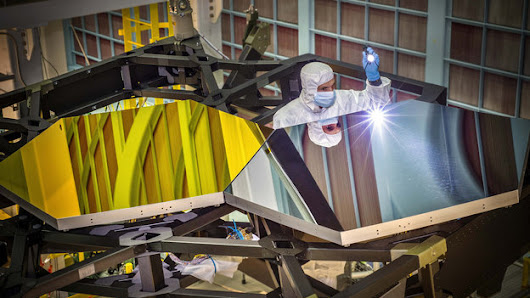 ESA Confirms James Webb Telescope Ariane Launch | Colorado Space News