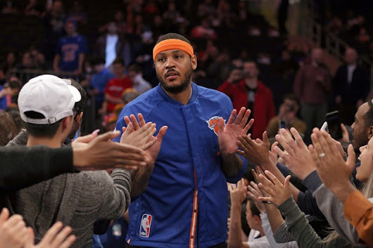 New York Knicks: No Need To Boo Carmelo Anthony, He Wanted To Stay