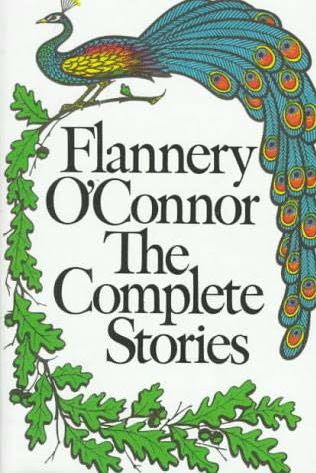 book cover of   The Complete Stories