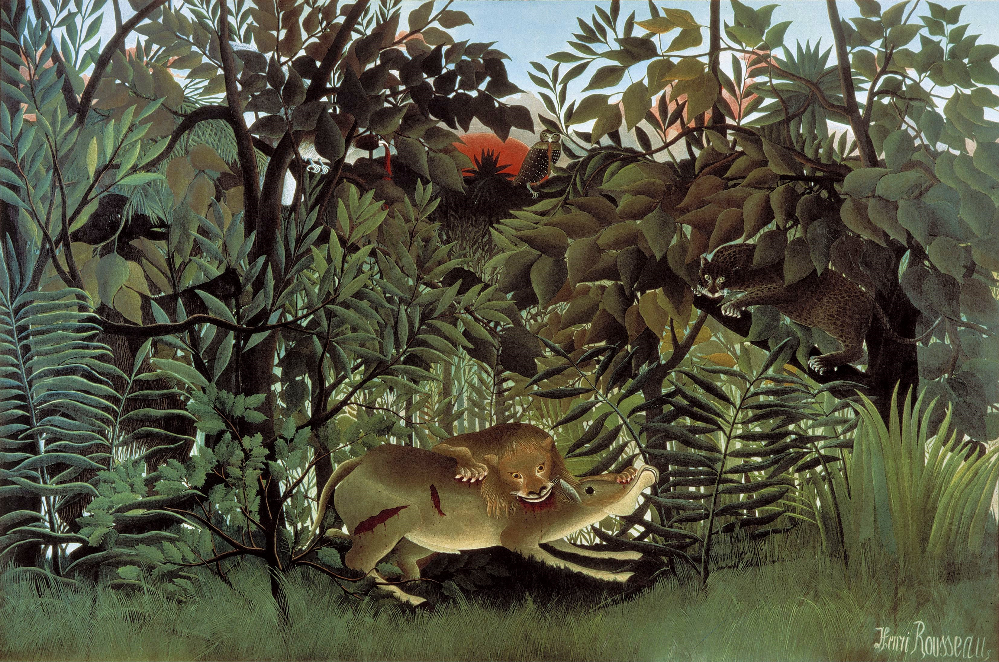 http://upload.wikimedia.org/wikipedia/commons/2/25/Rousseau-Hungry-Lion.jpg