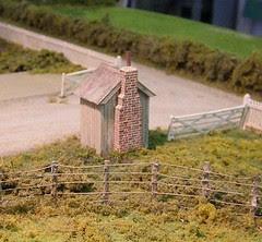 Lydham hut