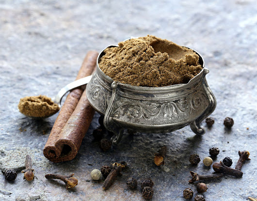 Homemade Garam Masala - Nourishing Joy