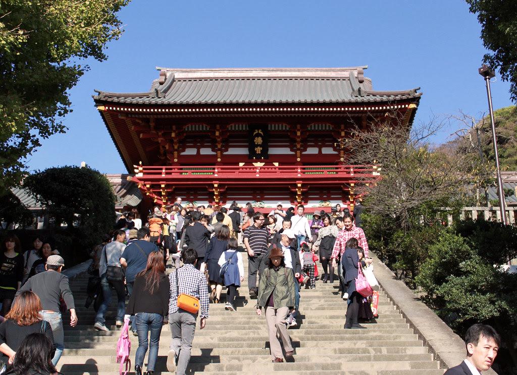 Kamakura hasta los topes