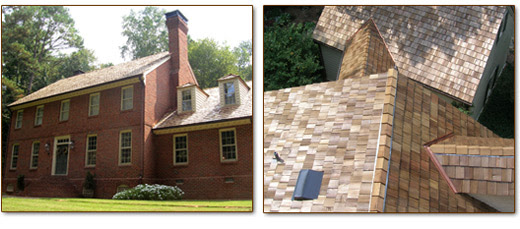 Wood Roofs in Atlanta | Wood Shake Roofer | KTM Roofing
