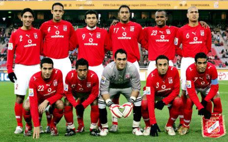الأهلي المصري يطلب لعب لقاءاته الإفريقية بالمغرب