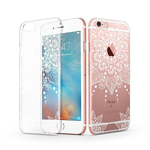 Iphone 6s Case Iphone 6 Clear Case Mosnovo White Totem Henna
