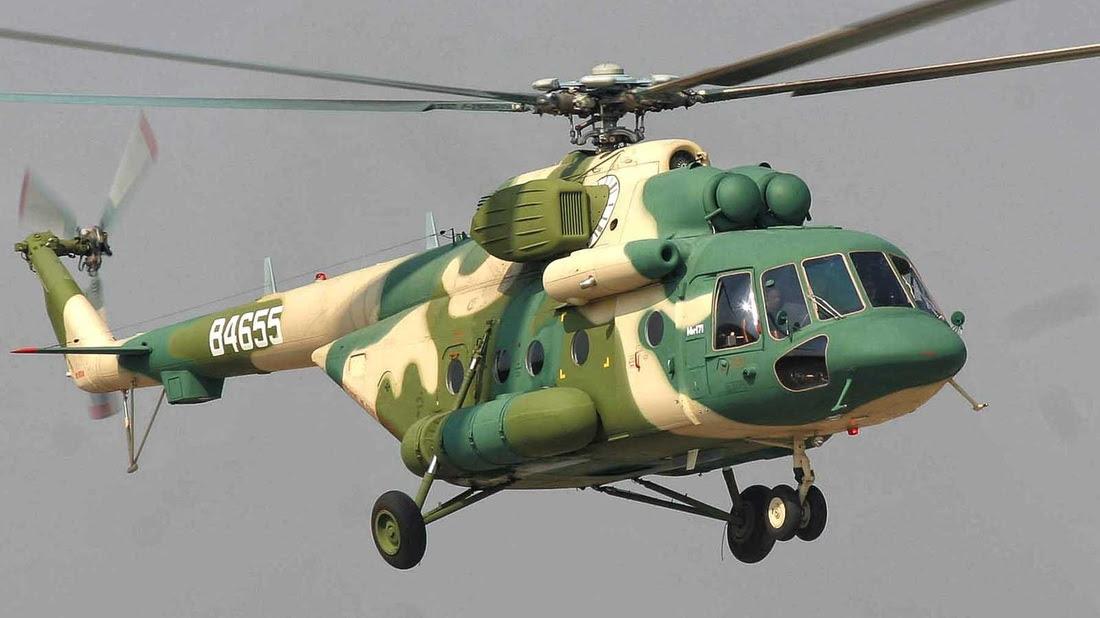 Resultado de imagen para Mi-8 helicopter + work