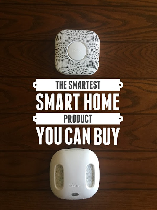 TechZulu • Smoke Alarms: The Smartest Smart Home Product You Can Buy