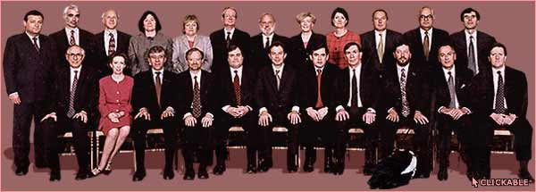 1997 Cabinet