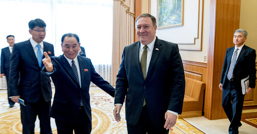 North Korea Criticizes 'Gangster-Like' U.S. Attitude After Talks With Mike Pompeo