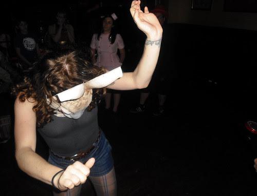 adriane dancing