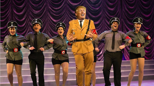 Have The Rockettes perform to Springtime for Hitler at Trump's inauguration