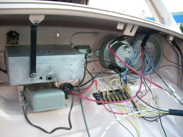 Volkswagen Wiring Harnes