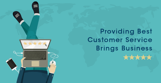 Customers Bring Customers: Providing Best Customer Service Brings Business