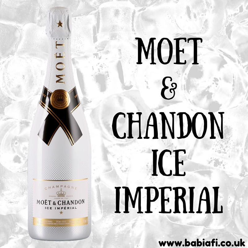 Reviewing Moet and Chandon Ice Imperial