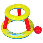 "Balance Living Water Sports Inflatable Pool Basketball Set (29"" Diameter)"