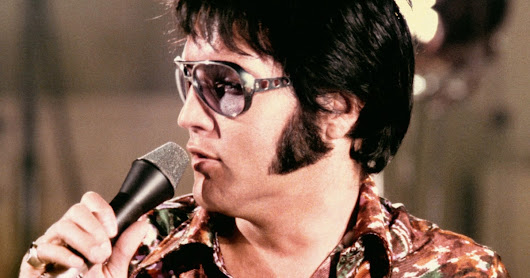 Hear an Unreleased Elvis Performance