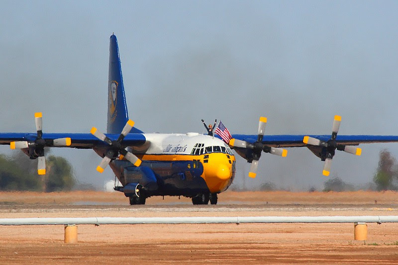 IMG_8342 Fat Albert, NAF El Centro Air Show