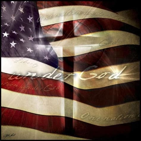 "Christian Wall Art   ""One Nation Under God"" ? Love the"