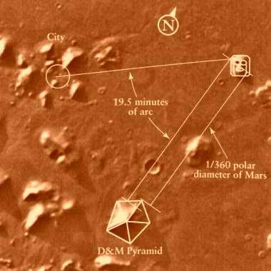 Πυραμίδες στον Άρη 1